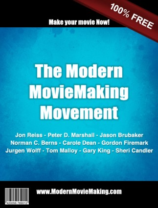 The Modern Moviemaking Movement eBook art